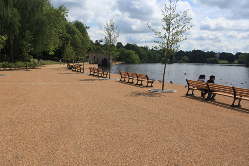 Regeneration of Mote Park completed