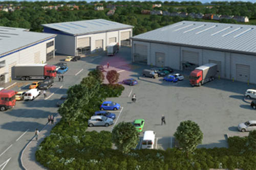 Gallagher appointed Principal Contractor for phase two of Sydenham retail park
