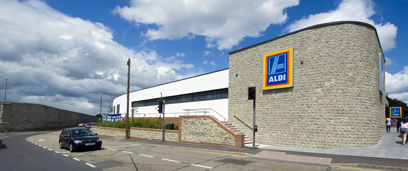 Aldi Store in Maidstone
