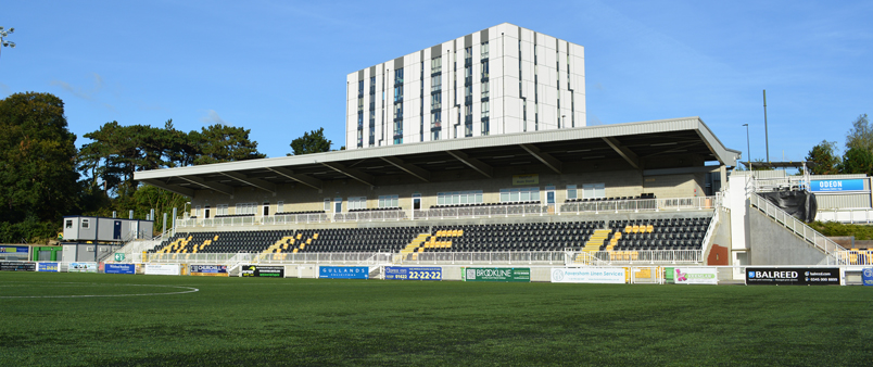 Maidstone United FC's stadium