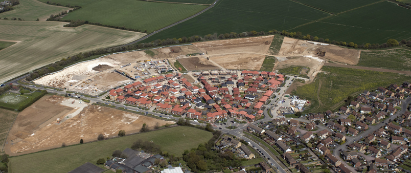 Aylesham Village expansion - phase 1