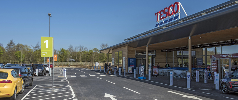 Tesco in Bicester