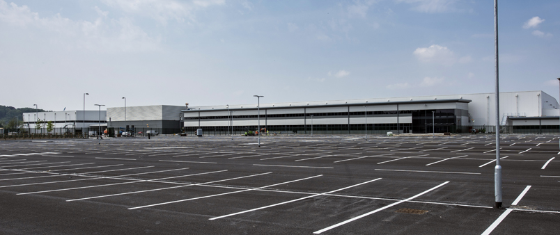 Ocado distribution centre, Erith