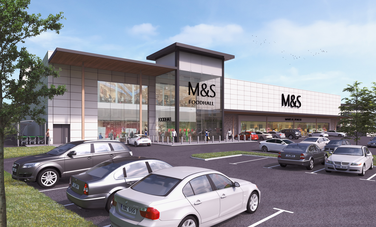 Marks and Spencer plans go public