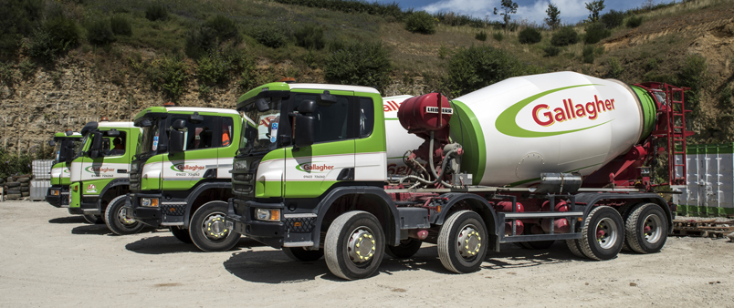 Ready Mix Concrete | Gallagher Group