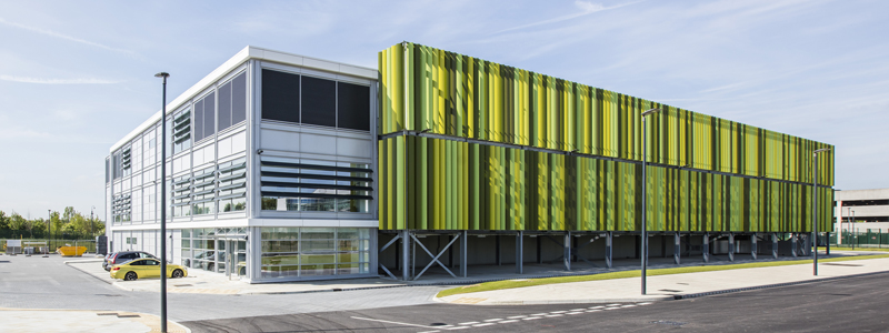KAO Park Data Centre Phase 1, Harlow