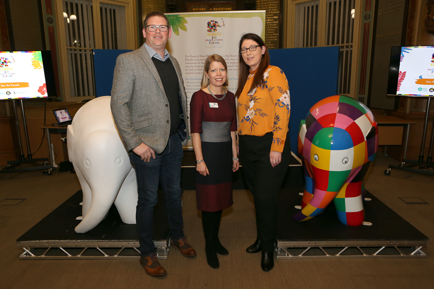 Heart of Kent Hospice brings first-ever art trail to Maidstone