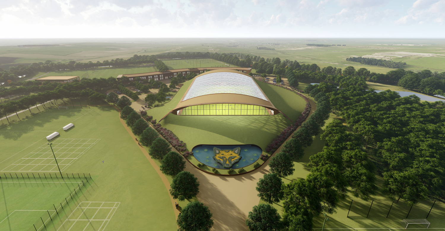 Gallagher Ltd helping deliver Leicester City's new world-class football training centre